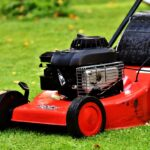 Lawn care port orange